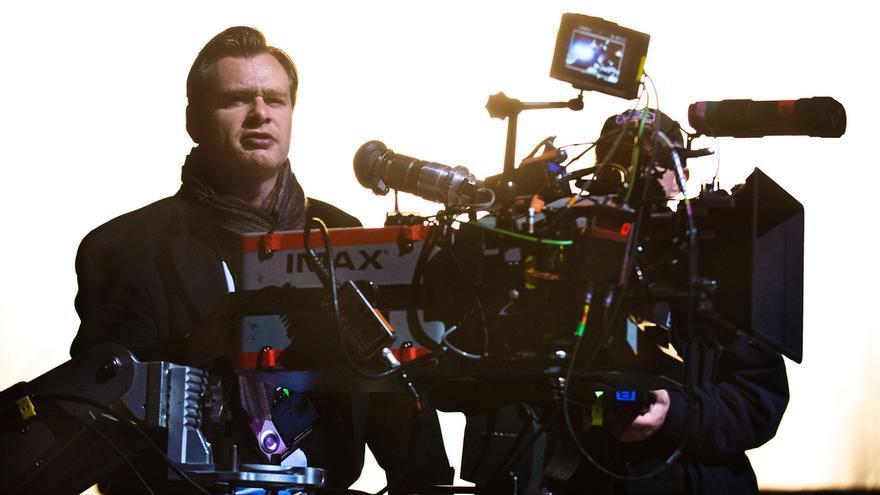 """Según Christopher Nolan: """"Lo que ha definido siempre una película es que se vea en un cine. Ni más ni menos"""" (Fuente: charlieanders2/Flickr)"""