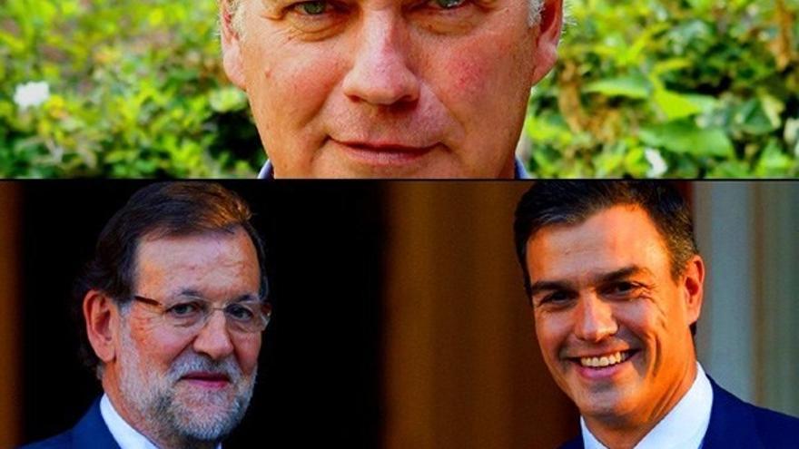 'Bomba' política de Bertín: 'En la tuya o en la mía' con Rajoy y Pedro Sánchez