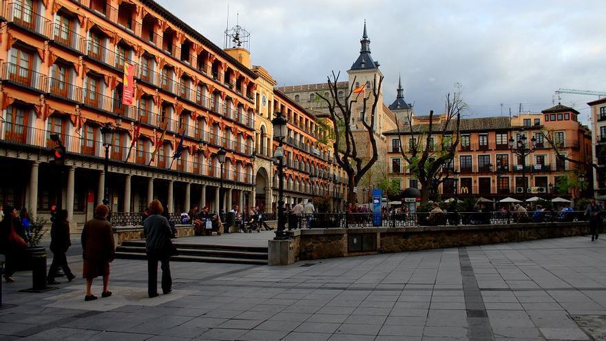 Plaza de Zocodover de Toledo / Ayuntamiento