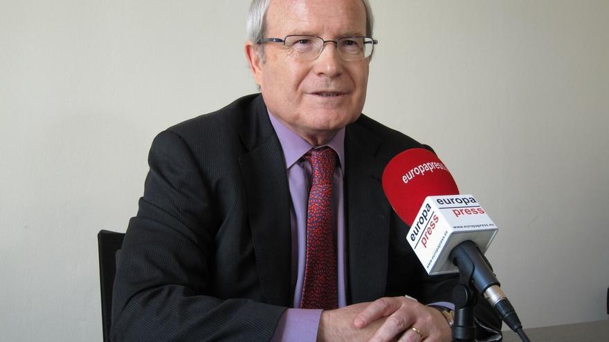 """José Montilla avisa a Forcadell: """"Ya sabes lo que llegará si haces caso omiso del TC"""""""