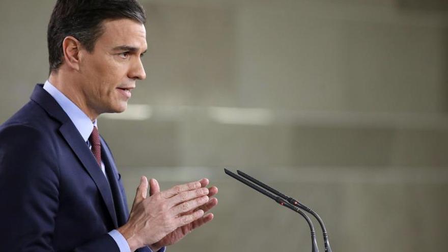 Sánchez: La UE debe elegir coordinación o individualismo frente a la COVID-19