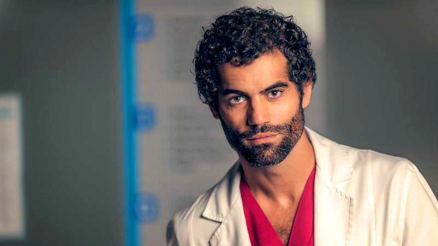 Jordi Mestre, en una imagen de la serie 'Centro Médico'
