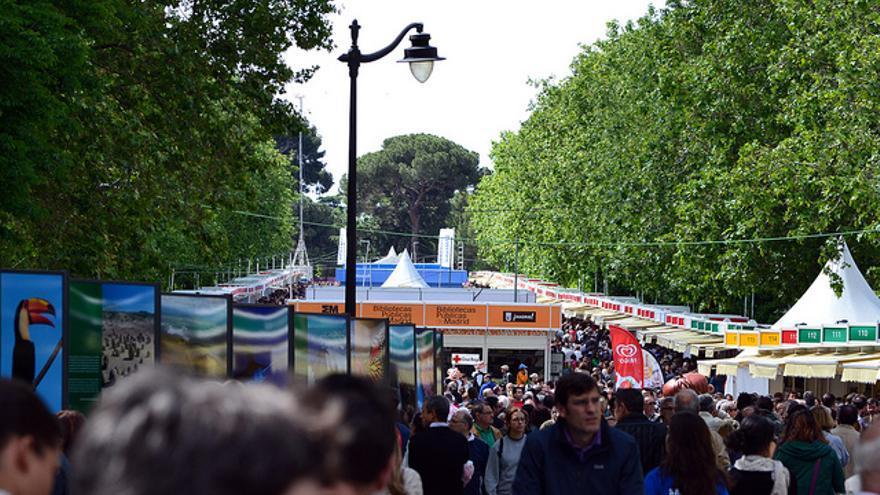 La Feria del Libro de Madrid
