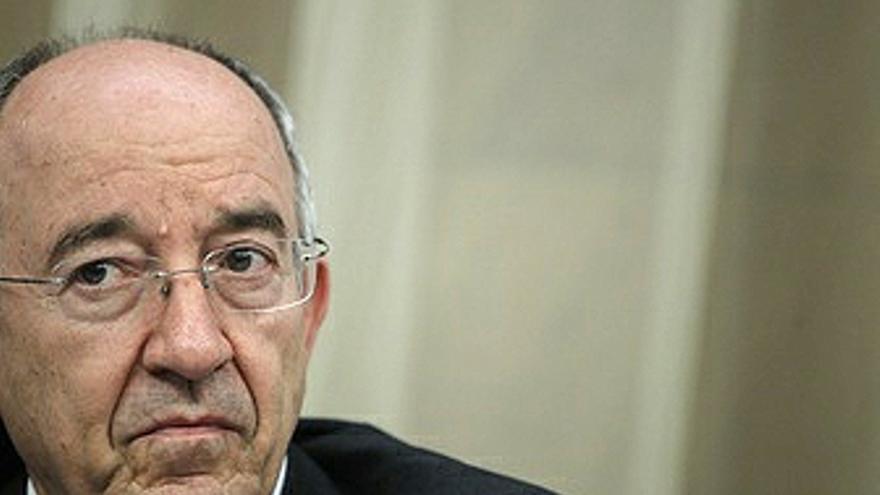 Miguel Ángel Fernández Ordóñez. (EUROPA PRESS)