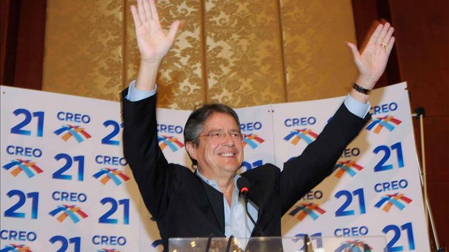 Líder opositor Ecuador cree que el triunfo de Macri es el inicio del cambio en la región