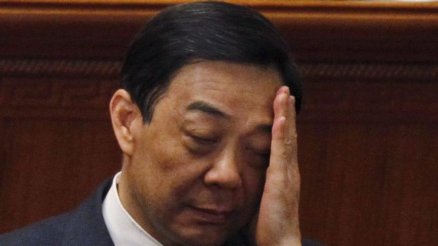 Bo Xilai es expulsado del macroparlamento de China, además del politburó