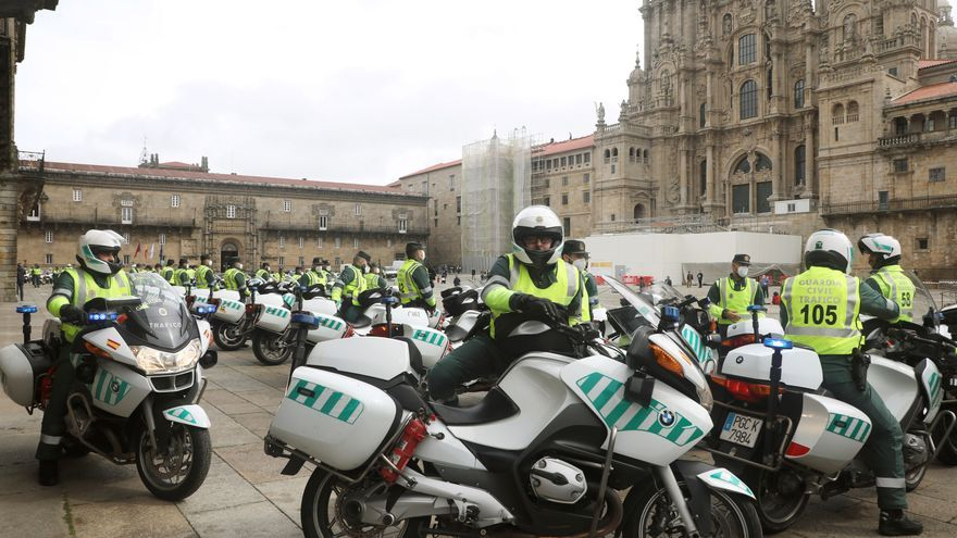 El Parlamento gallego volverá a tramitar la Ley para solicitar las competencias de Tráfico