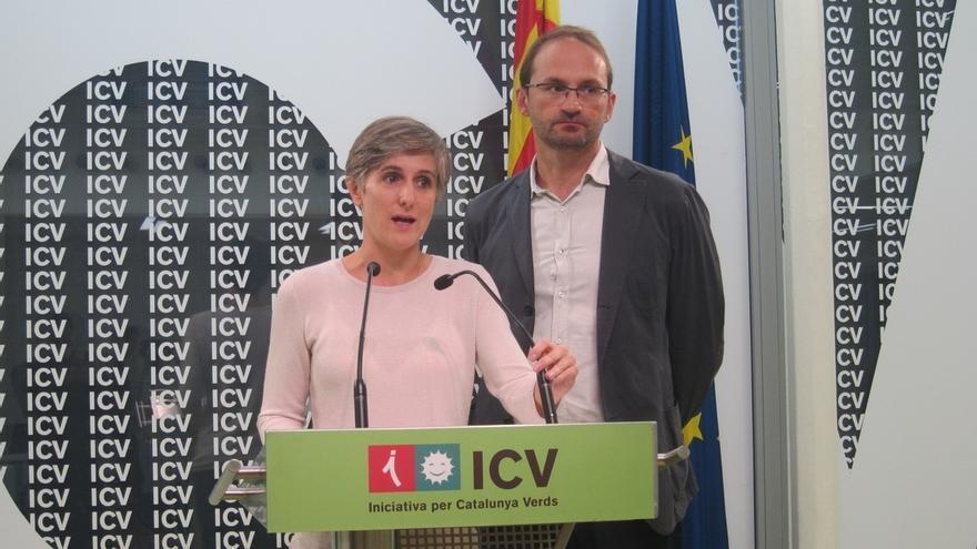 La Convención Nacional de ICV avala con el 82% de los votos la línea política de Herrera y Camats