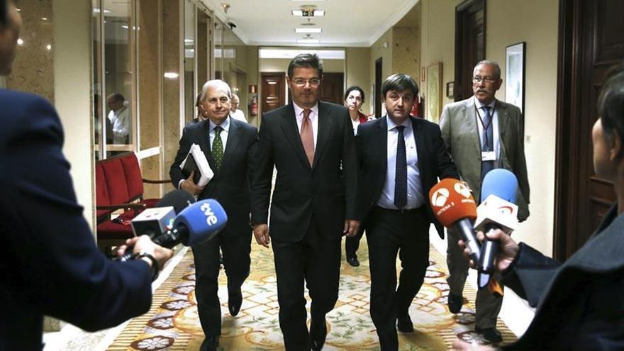 """Catalá: """"Por hacer chistes en España no se condena a ningún ciudadano"""""""