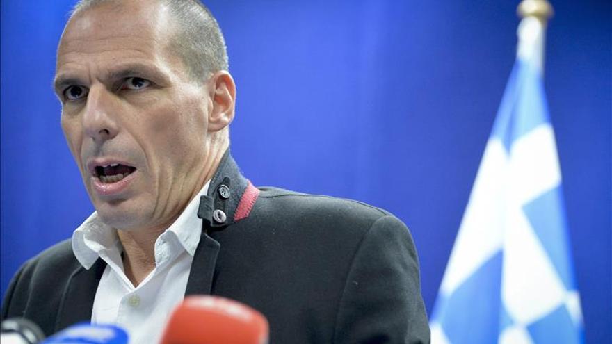 Varufakis dice que Grecia será quien decida sus reformas a partir de ahora