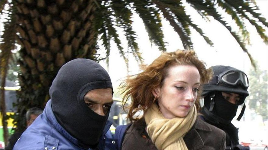 La francesa Florence Cassez será liberada tras 7 años en prisión