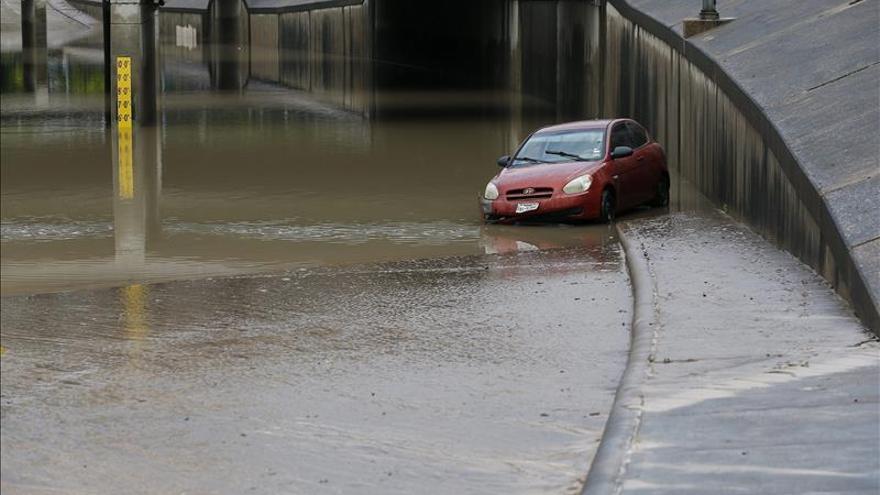 Asciende a 23 el número de muertos por las inundaciones en el sur de EE.UU.