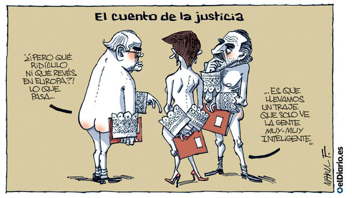 El cuento de la justicia