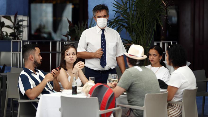 Competur reclama medidas que compensen las restricciones a la hostelería