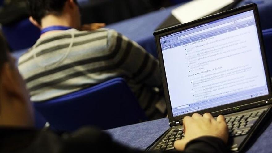 El 62,6% de los colegios de Cantabria están conectados a Internet por banda ancha