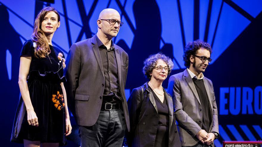 Jurado del SEFF 2016 durante la gala inaugural /Foto: SEFF
