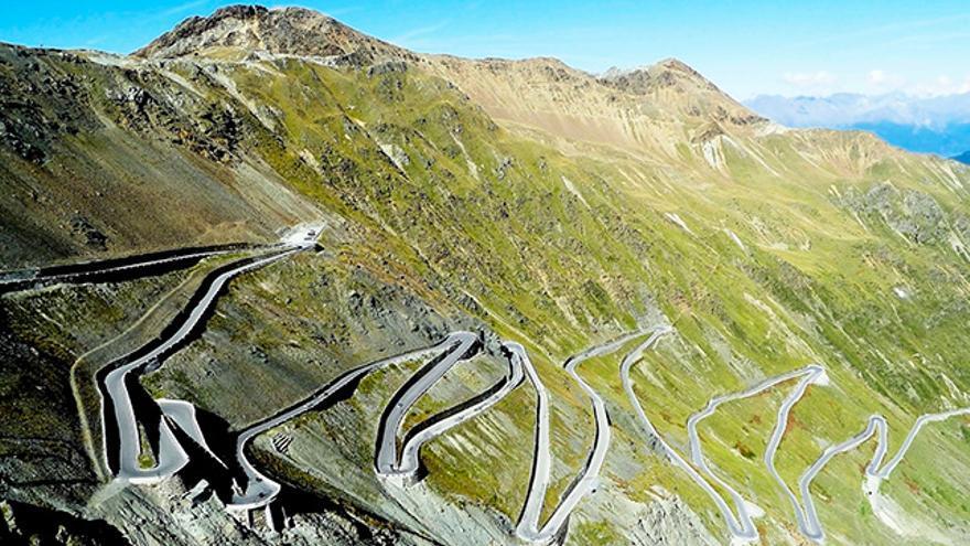 Viajes en moto - Passo dello Stelvio