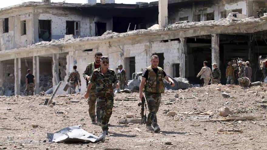 El Ejército sirio declara el comienzo de la tregua en Siria