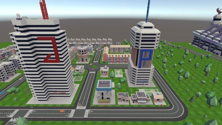 Simulador del proyecto Swarmcity