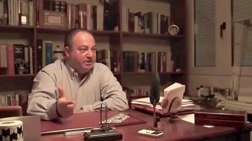 Ramón Vigo, en una entrevista concedida a Quepasanacosta.gal