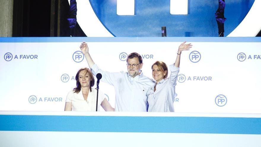 """Rajoy reclama su derecho a gobernar: """"El PP se merece un respeto"""""""