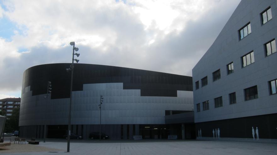 Archivo - Iradier arena, en Vitoria