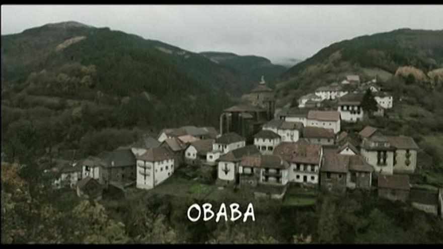 Fotograma de la película 'Obaba', de Montxo Armendariz