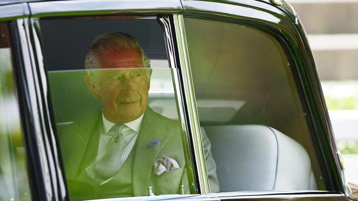 Imagen de archivo del príncipe Carlos de Inglaterra. EFE/EPA/NEIL HALL