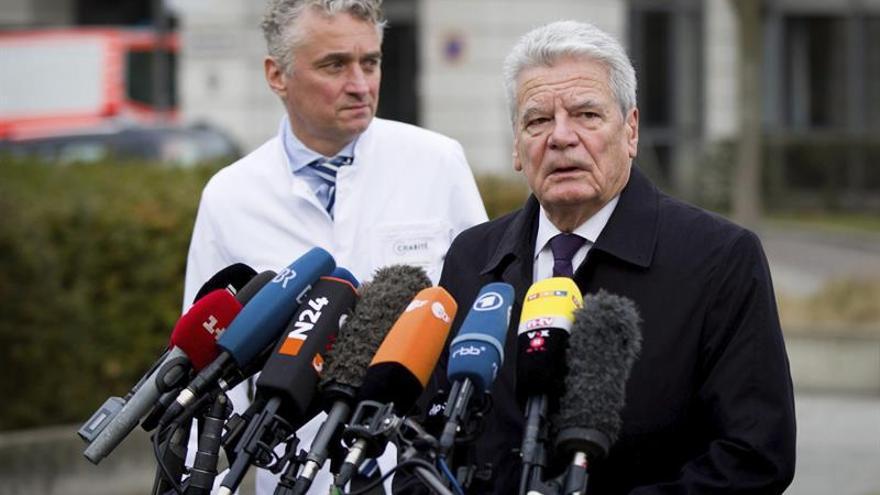 El presidente alemán pide evitar los prejuicios tras el ataque de Berlín