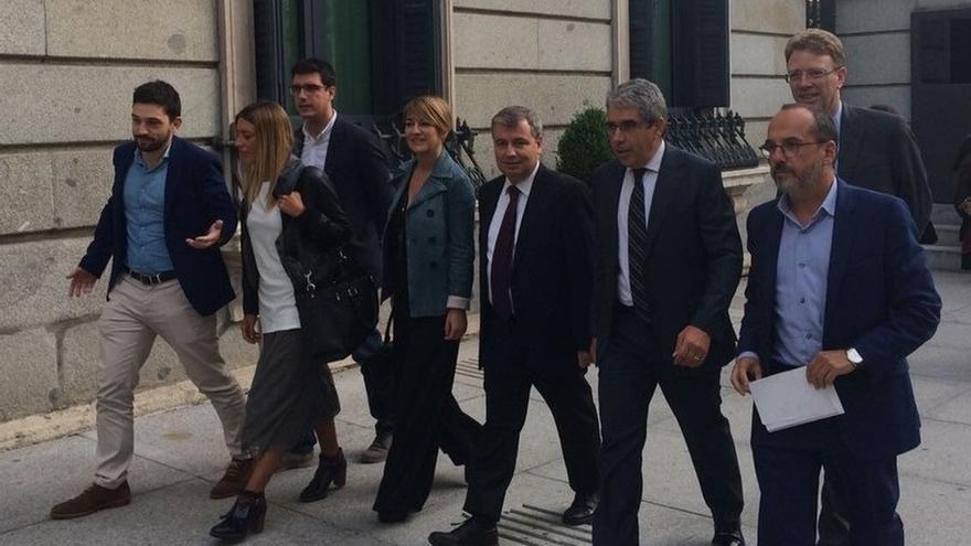Convergència perdió 700.000 euros al no lograr grupo en el Congreso y acabó con 16 euros en su cuenta de campaña