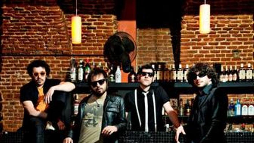 Sidecars, banda española de rock