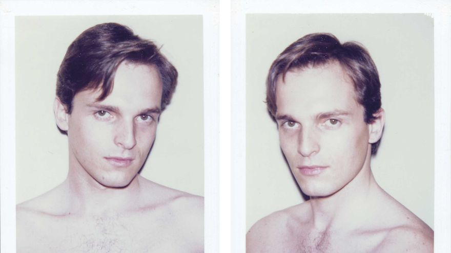 ANDY WARHOL (1928-1987) Miguel Bose four unique polaroid prints each: 4¼ x 3 3/8 in. (10.8 x 8.6 cm.) Executed in 1983.