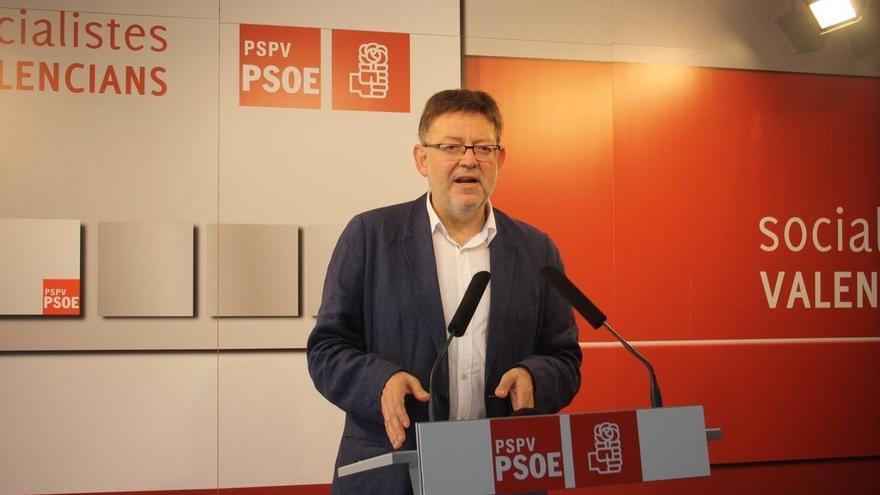 """Ximo Puig dice que el PSPV está ya en """"pregobierno"""" y ve este curso político """"decisivo"""" para el cambio"""