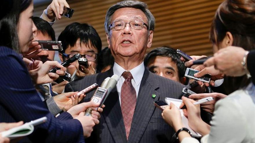 El gobernador de Okinawa pide ver a Obama tras el asesinato cometido por un exmarine