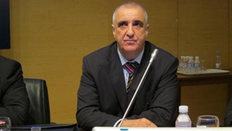 Victorino Alonso, presidente de Carbounión