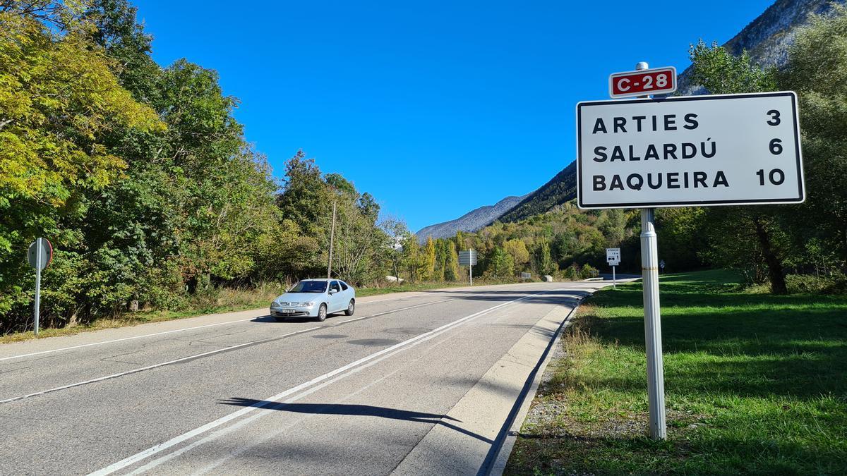 La Val d'Aran es la comarca con más positivos por habitante de Catalunya
