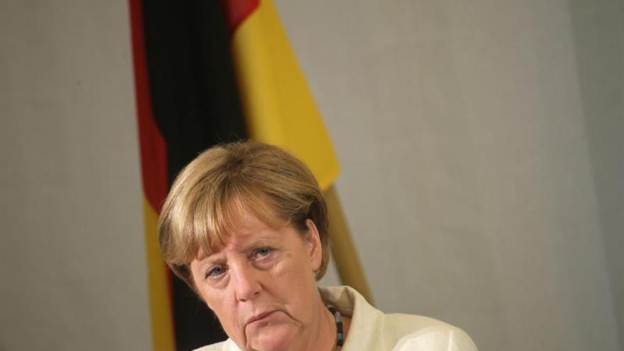 Merkel todavía ve posible la firma del tratado de libre comercio entre UE y EEUU