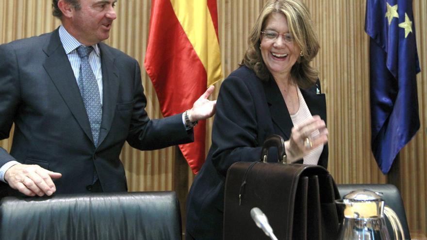 Elvira Rodríguez será nombrada hoy nueva presidenta de la CNMV