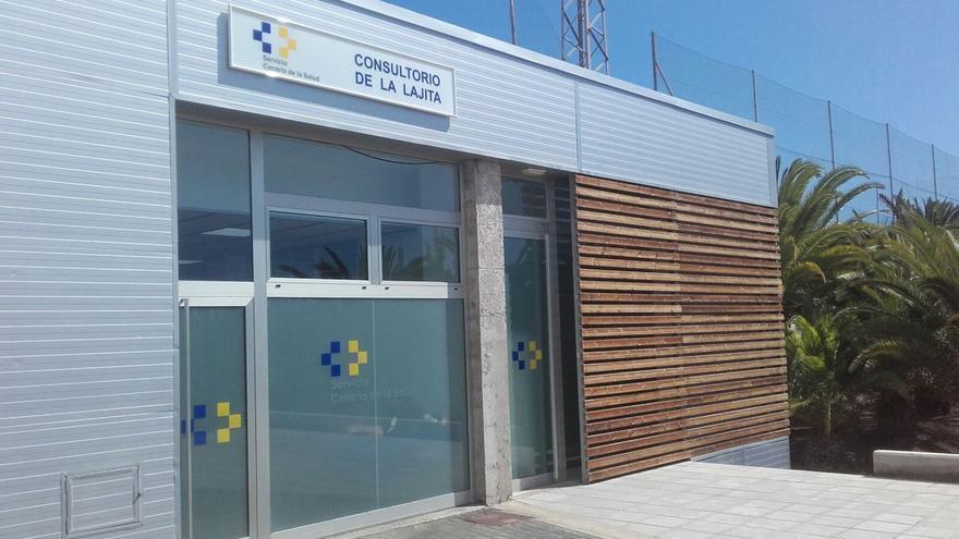 Centro de Salud La Lajita.