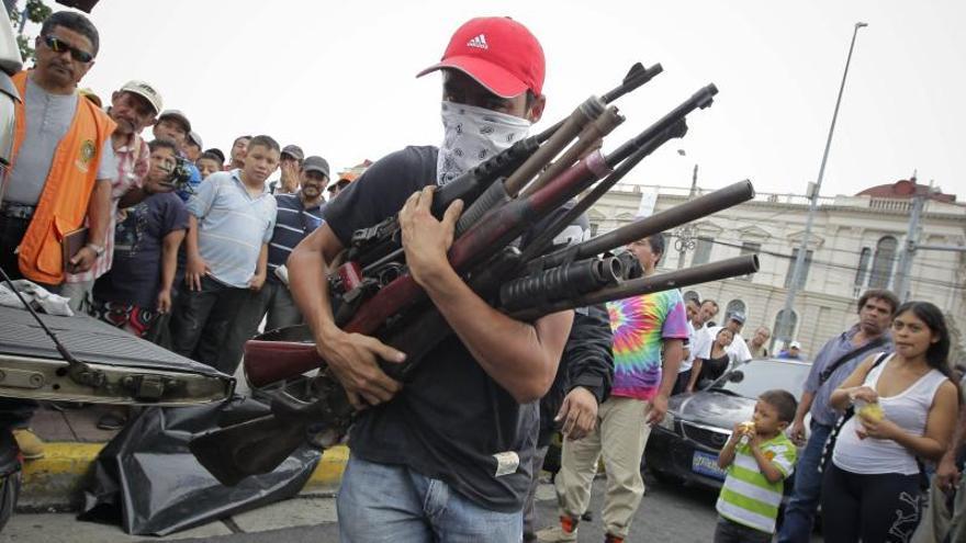 Las pandillas salvadoreñas aseguran que contribuirán a la tranquilidad en las elecciones