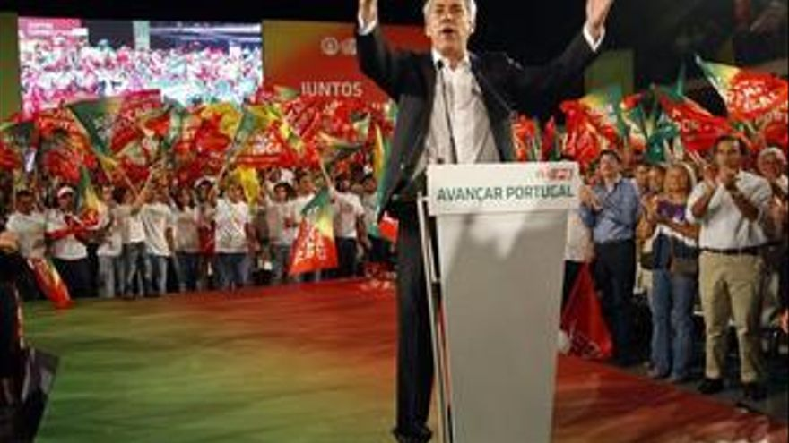 José Sócrates , Portugal