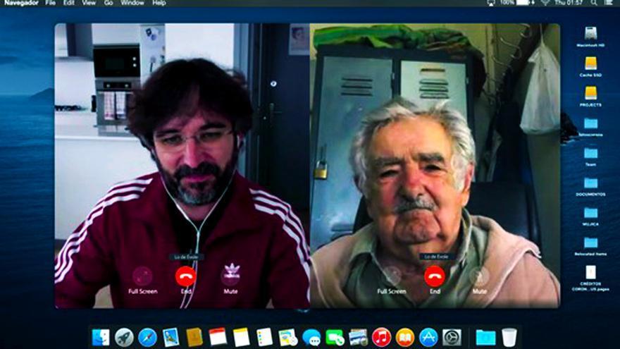 Jordi Évole habla con Pepe Mujica en 'Lo de Évole'