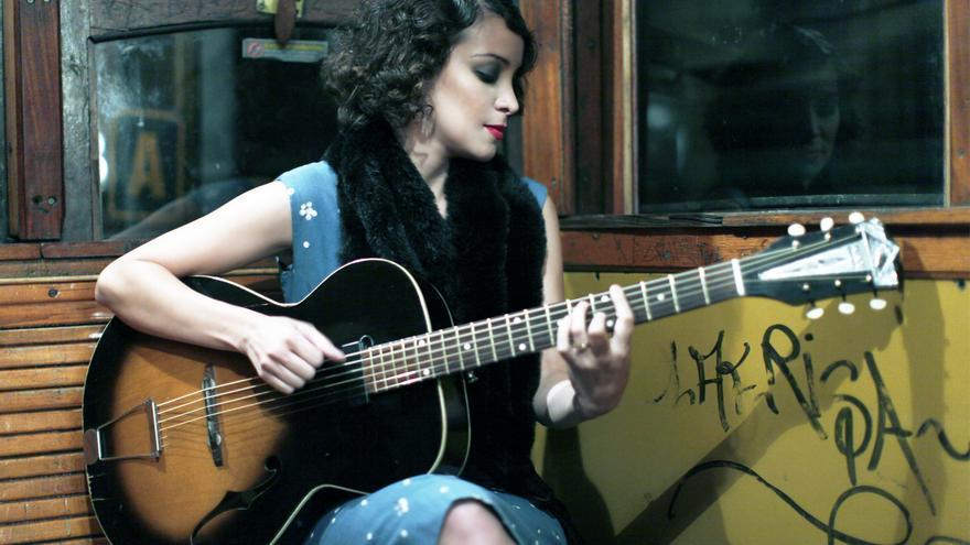 Gaby Moreno, en un retrato promocional