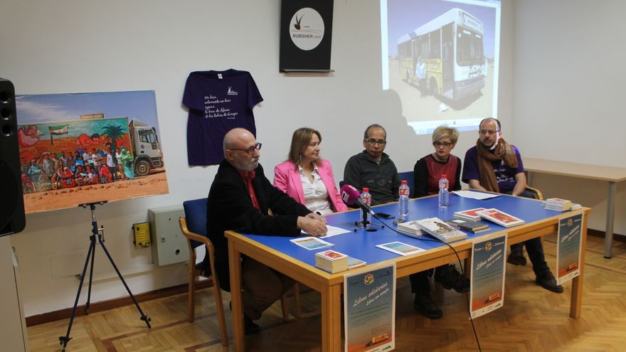 Presentación del proyecto Bubisher en Toledo