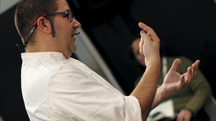 Dani García traslada su alta cocina de dos estrellas al Hotel Puente Romano