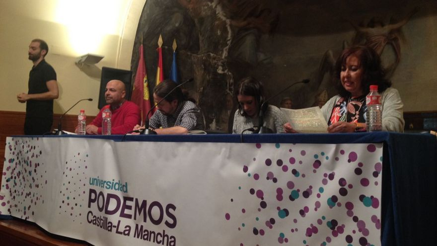 Escuela de otoño Podemos en Castilla-La Mancha