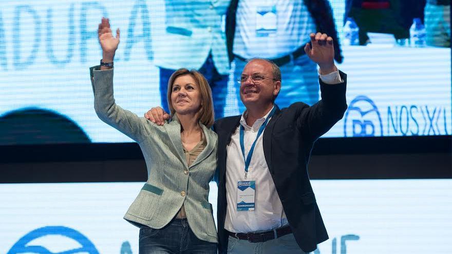 Dolores Cospedal José Antonio Monago