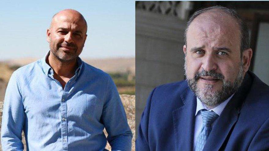 José García Molina y José Luis Martínez Guijarro