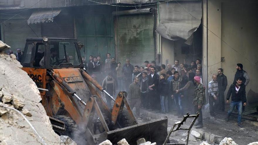 El Ejército sirio se hace con el control de un feudo islamista al sur de Alepo