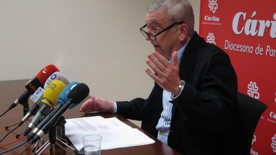 Cáritas atiende en Navarra a 6.806 personas de enero a diciembre, un 5% menos que en 2013